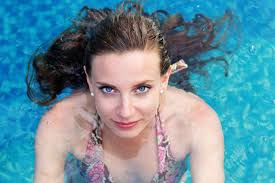 Wash Hair Before Coloring - protect your hair color before and after swimming sanswim
