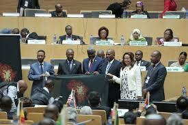 le siege de l ua cérémonie d ouverture du 29e sommet ordinaire de l ua à addis abeba