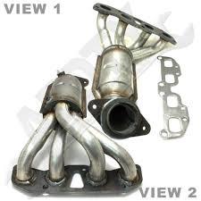 nissan altima 2013 exhaust amazon com apdty 14002 9j305 exhaust manifold u0026 cat catalytic
