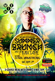 Kitchen Bar by Summer Brunch U0026 A Mixtape Splash