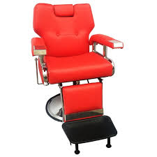 Reclining Salon Chairs Shellhard Adjustable Reclining Hydraulic Barber Chair Shoo Spa