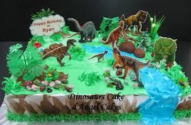 dinosaur cakes d angel cakes dinosaurs cake for