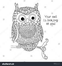 coloring owl coloring book books at walmart for