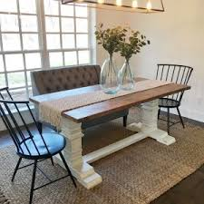 Dining Table Without Chairs Furniture Archives Shanty 2 Chic