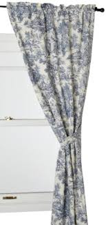 Blue Toile Curtains Blue Toile Curtains Blue Toile Curtains
