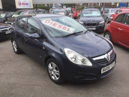 used vauxhall corsa breeze manual cars for sale motors co uk