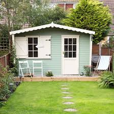Gardens With Summer Houses - easy garden transformations ideal home