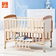 multifunctional childrens bed goodbaby good boy baby bed wood crib multifunctional imported pine
