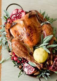 9 secrets to garnishing a turkey platter design