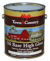 Exterior Metal Paint - oil barn paints majic paints