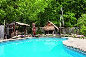Tiki Backyard Designs by Tiki Paradise