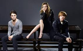 harry potter hermione granger and ron weasley