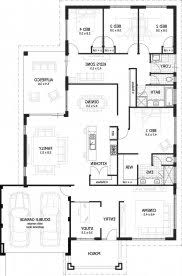4 bedroom 3 5 bath house plans attractive 4 bedroom 3 5 bath house plans awesome design 4 4