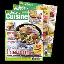 abonnement magazine maxi cuisine abonnement magazine maxi cuisine abobauer abonnement maxi cuisine