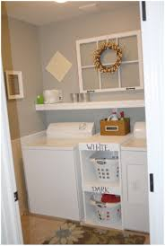 laundry room shelves lowes small laundry room shelving ideas