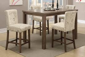 High Chair Dining Room Set High Chair Counter Height Chairs Dining Room Furniture