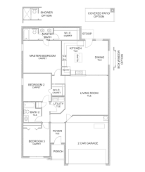 Floor Plan Line Of Credit 2417 Lucia Court Westwind Homes
