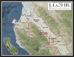 paso robles winery map j lohr vineyards wines