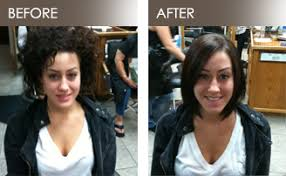 brazilian blowout results on curly hair before after 6 png