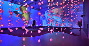 new museum light exhibit pipilotti rist at the new museum feel good feminism