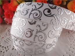 cheap ribbons online get cheap silver white ribbon aliexpress alibaba