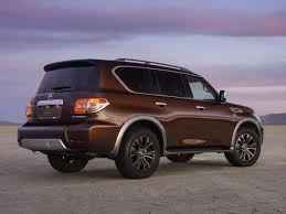 nissan 2017 the new nissan armada is channeling its rugged heritage business