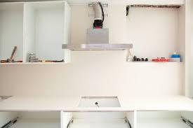 branchement hotte cuisine installation d une hotte de cuisine encastr e installer decorative