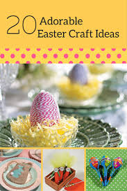 check out all of our easter crafts for your home decor and easter