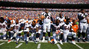 The National by Nfl Week 3 Players Protesting During The National Anthem Si Com