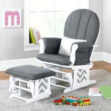 glider and ottoman cushions rocking chair ottoman conversysinc com