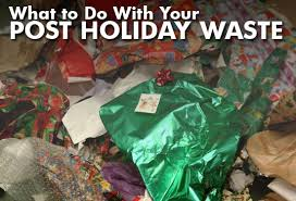 recyclable wrapping paper how to reuse recycle and green your after christmas waste