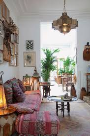 living room indoor plants ideas eclectic rug decor books mid