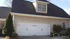 Curb Appeal Atlanta - steel garage door curb appeal contracting solutions inc sugar