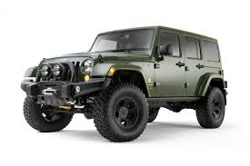 jeep type this custom jeep wrangler by filson is the ultimate