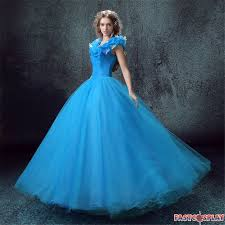 blue wedding dresses cinderella live blue wedding dress deluxe costume