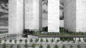 Hudson Yards Map Hudson Yards Steven Holl Architects