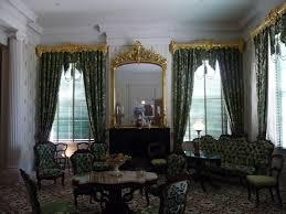 antebellum home interiors plantation front interior