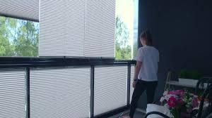 lumon sun shade for your balcony youtube