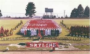 oakland high school yearbook skyline high school 1965 graduating class of 1965 skyline