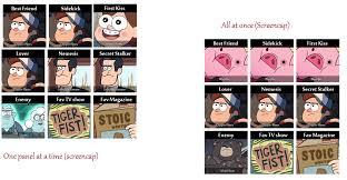 Funny Gravity Falls Memes - gravity falls meme by headhunterxzi on deviantart