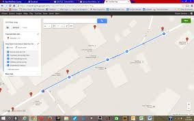 Map My Route Google by Google Maps Engine Pro And Sales Genie Interaction U2013 Jarhead1992