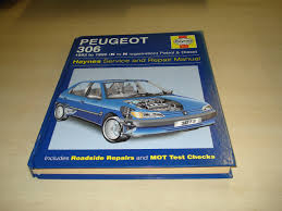 peugeot 306 service and repair manual haynes owners workshop