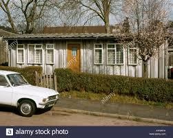 Prefab House by England Postwar