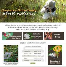 plant selections north carolina native plant society