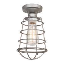 Design House Lighting Fixtures by Industrial Galvanized Steel Lights Bathroom Vanity Bar Light