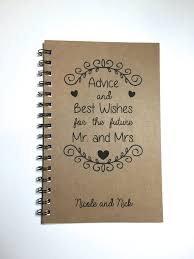 bridal shower best wishes best wishes notebook cheap bridal shower products popsugar