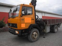 mercedes truck 4x4 mercedes benz 914 4x4 med hiab 070 aw kran mercedes benz 914 4x4
