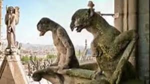 gargoyles old world gargoyles and grotesques the view from above youtube