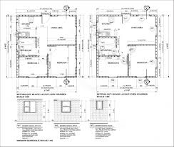 building plans for houses four bedrooms modern house design id 24502 maramani plan 2