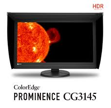 hdr reference monitor coloredge prominence cg3145 eizo